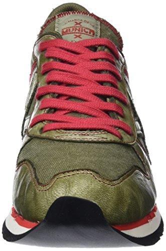 Multicolor 043 Verde Zapatillas Adulto Munich Unisex Rojo NOU pAwzqwFcv