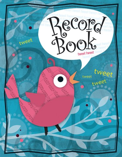 Carson Dellosa Record Book (104532)