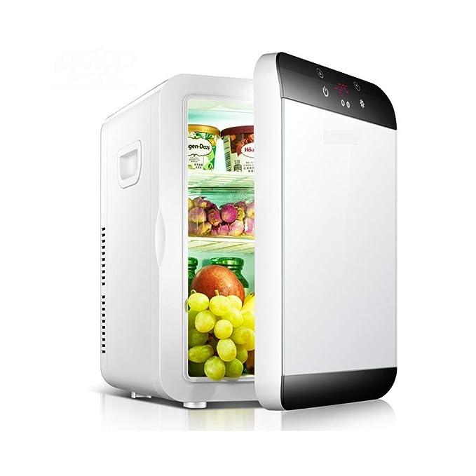 CCET Mini Refrigerador Habitación Familiar Pequeña Refrigerador De ...