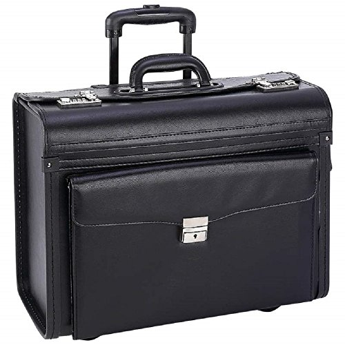 Embassy™ Sample/Pilot Case with Aluminum Trolley - Pilot Trolley
