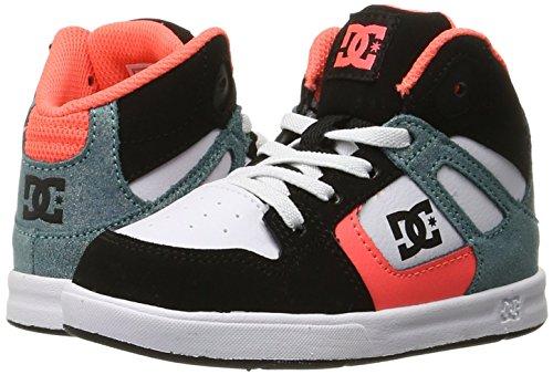 DC Rebound SE UL Sneaker (Toddler), Multi, 6 M US Toddler