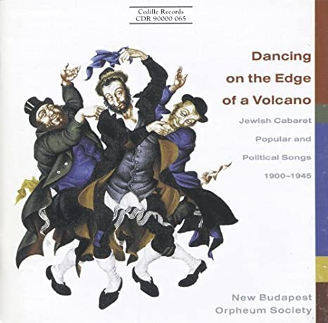 Dancing on the Edge of a Volcano by N/A: Amazon.es: Música