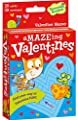 Peaceable Kingdom aMAZE-ing Valentine Maze Cards from Peaceable Kingdom