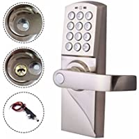Digital Electronic/Code Keyless Keypad Security Entry Door Lock right Handle OB