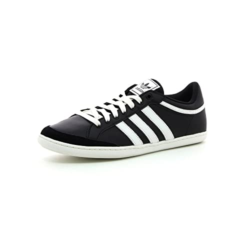 Adidas – Plimcana Niedrig, Herren Sneakers, Nero (Nero ... Bianco Bianco ... (Nero 193645