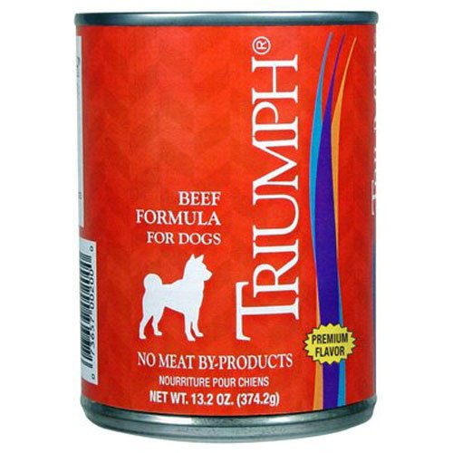 Triumph Beef Canned Food Case product image