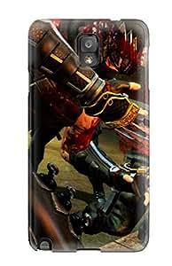 New Premium LeeJUngHyun Ninja Gaiden Fantasy Anime Warrior Sword Blood Battlek Skin Case Cover Excellent Fitted For Galaxy Note 3