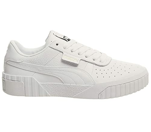 PUMA Cali Womens White Sneakers-UK 3 / EU 36