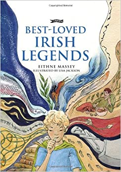 Book Best-Loved Irish Legends