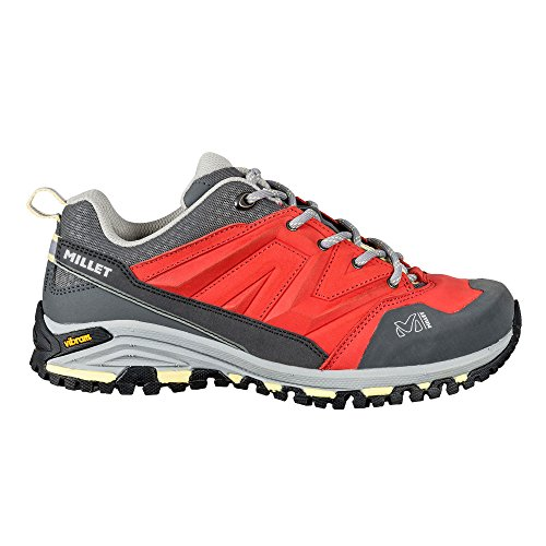 Zapatos Rise Mujer Up Light de LD para Low Grey Senderismo Hike Millet OxAfgwn
