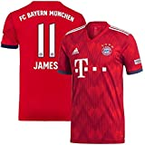 ProApparels James Jersey Bayern Munich 2018/2019 (Official Jersey)