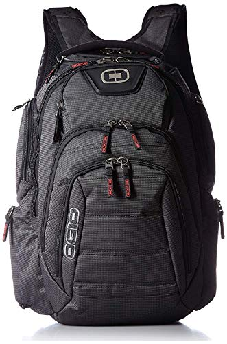 OGIO Renegade RSS Day Pack, Large, Black ()