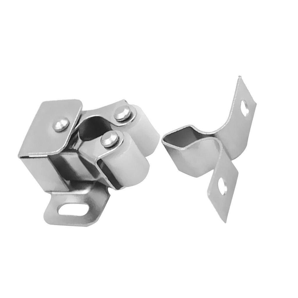 MagiDeal Fermo Scrocco Serrature per Mobili Porta Dell'armadio
