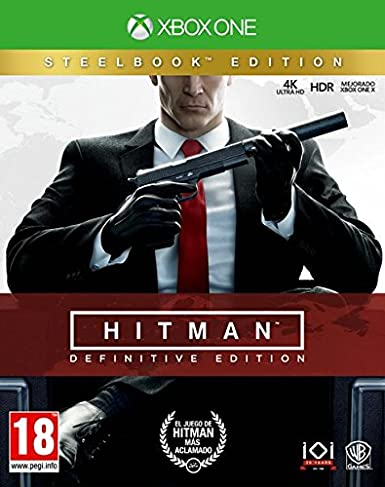 Hitman - Definitive Edition Day One: Amazon.es: Videojuegos