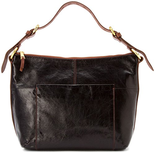 Hobo Women's Charlie Black Shoulder Bag by HOBO