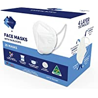 50-pack of Australian Made Face Masks with