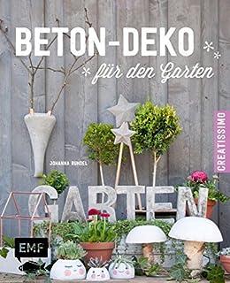 Gartendeko aus Beton selbstgemacht: Über 30 einfache Anleitungen ...