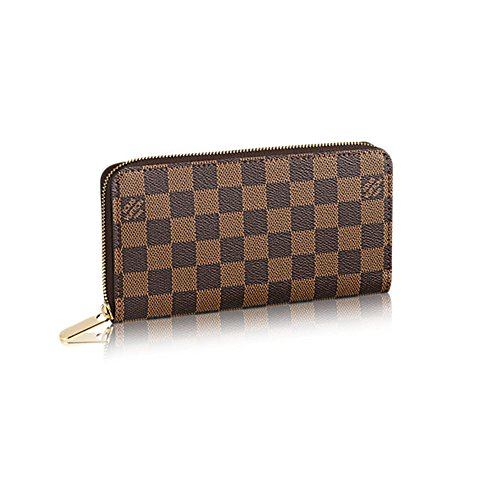Authentic-Louis-Vuitton-Damier-Zippy-Wallet-Article-N60015