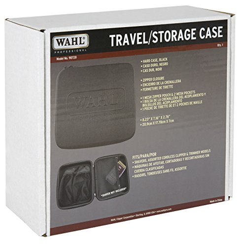 76eb0af49c4e Wahl Professional Travel Storage Case  90728 - Great for Professional  Stylists and Barbers