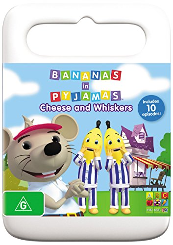 Bananas in Pyjamas - Cheese and Whiskers [NON-USA Format / PAL / Region 4 Import - Australia] (Pajamas Dvd In Banana)