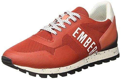 Rosso Red Bikkembergs Sneaker ER Fend Uomo Blue IppZXw
