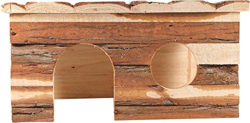 WARE BIRD/SM AN 089600 Critter Timbers Bark Bungalow, Large