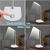 DEEPLITE LED Desk Lamp with Flexible Gooseneck 3