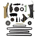kit time ford explorer 2007 - MOTORMAN Timing Kit for 1997-2011 Ford 4.0L V6 Includes Replacement Chains, Gears, Guides, and Tensioners - 19 pc