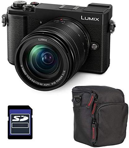 Kit Panasonic Lumix Gx9 Noir 12 60 F Kamera