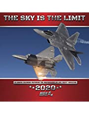 The Sky is the Limit 2020 Wall Calendar