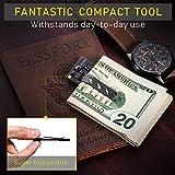 Grand Way Small Pocket Knife - Folding Wallet Knife