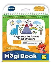 VTech – 480505 – MagiBook – Ik leert de vorm en de kleur