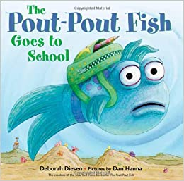 Image result for Pout pout fish goes to school