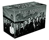 Law and Order: Complete Series Seasons 1-20 DVD