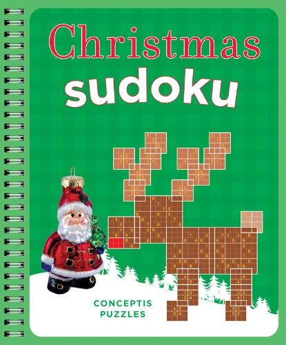 Christmas Sudoku (Conceptis Puzzles) pdf