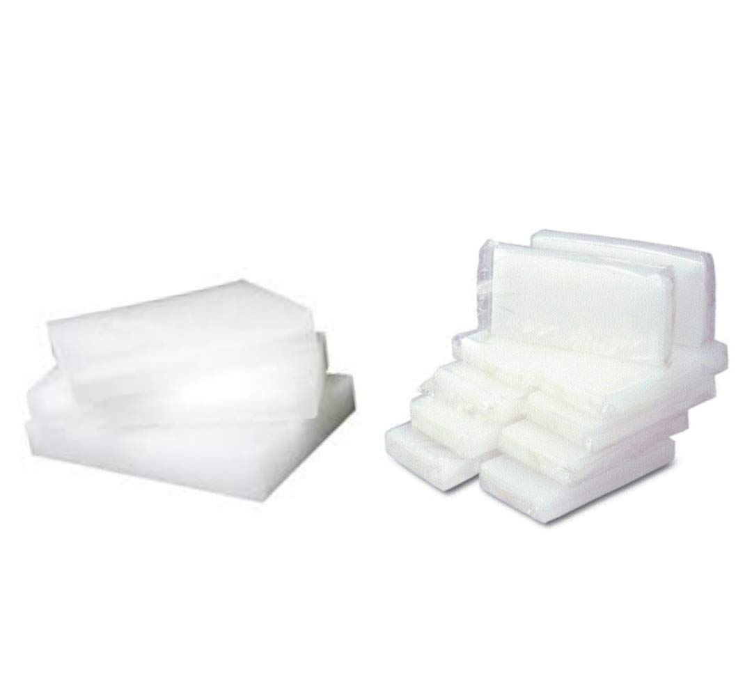 1kg High-Quality White Paraffin Wax for Candle Making