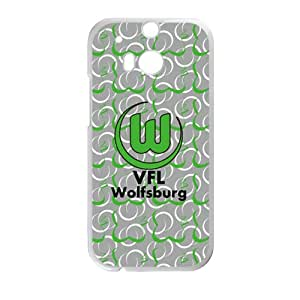 Wolfsburg Beautiful simple design Cell Phone Case for HTC One M8