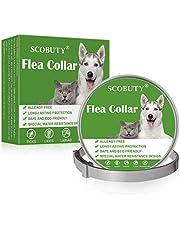 CBROSEY Collare Antipulci Cane,Collare Cane,Collare Antipulci Gatto,Collare antipulci per Cani e Gatti Impermeabile