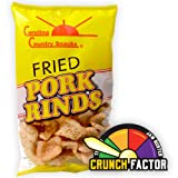 Fried Pork Rinds Plain 24 Bags (1.5 oz)
