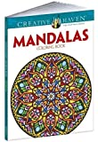 Creative Haven Mandalas Collection Coloring Book (Adult Coloring)