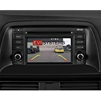 Mazda 3 and CX Series Backup Camera Kit for Display Radios!
