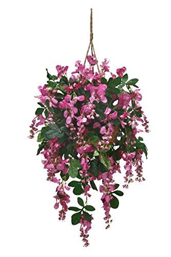 Arcadia-Silk-Plantation-Extra-Full-Artificial-Wisteria-Hanging-Basket