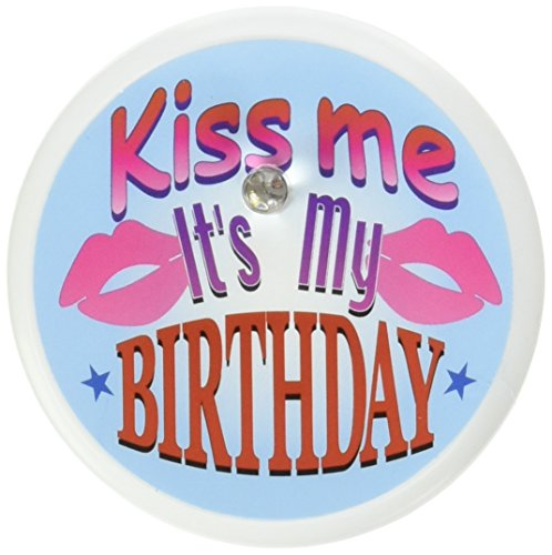 Kiss Button - 8