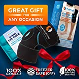 Knee Ice Pack Wrap - Cold Therapy with Adjustable