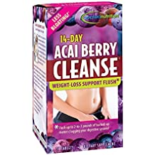 Applied Nutrition 14-Day Acai Berry Cleanse Dietary Supplement Tablets - 56 CT by Applied Nutrition