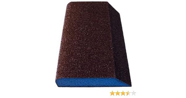 Webb CBC Combo Sanding Sponge Block Coarse 2-5//8-Inch x 3-7//8-Inch x 1-Inch Paint Sundries Solutions