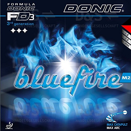 Donic Bluefire m2 vs. Butterfly Tenergy 05