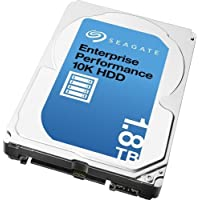 Seagate ST1800MM0018 2.5 1800GB SAS 12Gb/s, 10K RPM, CACHE 128MB, 512E (THUNDERBOLT) Enterprise Hard Drive