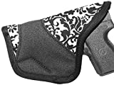 Crossfire Elite Women's Rebel Sub-Compact Holster, Spark, Left/Right