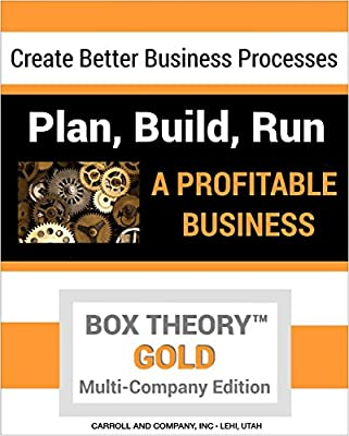 Software for Entrepreneurs - Start Creating Business Systems and Processes that Delight Customers, Remove Inefficiencies, Lower Costs, and Boost Profit/Growth - Box Theory Gold Multi-Company Version